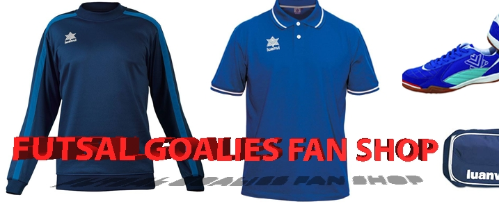 Odprl se je FutsalGoalies FAN SHOP!